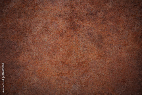 質感のある茶色い茶色い石壁