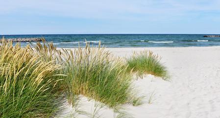 Ostsee Düne - Meer