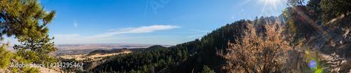 Mountain pano  - 214295462