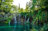 Plitvice waterfall lakes
