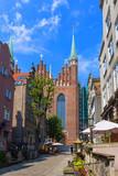 Gdansk, Mariacka