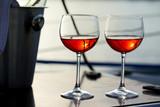 glasses of wine - 214430019