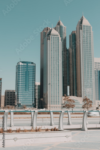 Foto Spatwand Abu Dhabi Abu Dhabi
