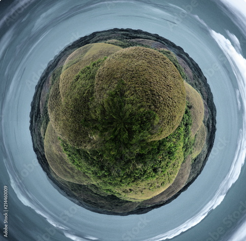 Foto Murales Biosphere
