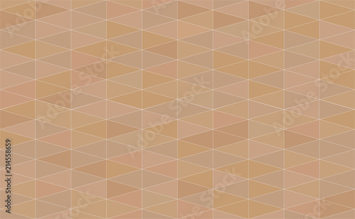 Abstract Brown Square Background, Bricks And Planks, Rectangle