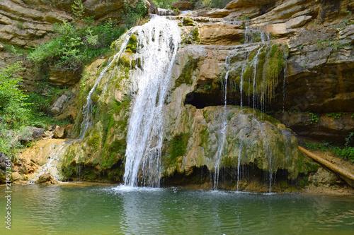 Canvas Rio de JaneiroSiete cascadas de Campdevanol Gerona España