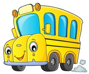 School bus thematics image 1