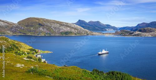 Norwegen, Fjord