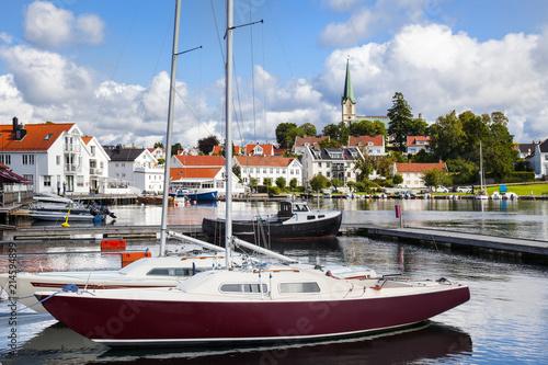 Norwegen, Lillesand