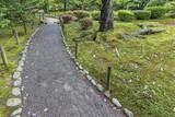 Path in Japanese garden