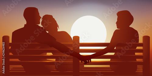 adultère - couple - amour - infidélité - jaloux - mentir - mensonge - confiance - jalousie - tromper