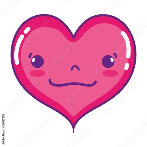 Kawaii Curious Heart Cute Love Buy Photos Ap Images Detailview