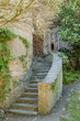 Stairs and window of Malahide Castle & Gardens - 214666277
