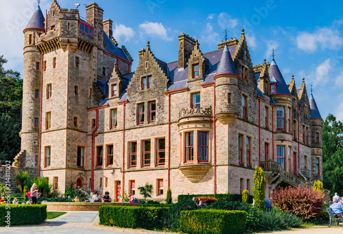 castle of belfast