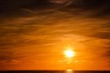 Beautiful Colored Sunset - 214896229