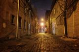 Night street on Mnahattan