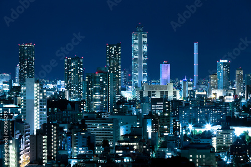 Canvas Tokio 東京・池袋の夜景