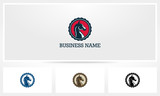 Horse Badge Emblem Logo - 215151668