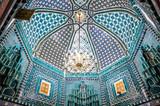 Shah-i-Zinda at Samarkand, Uzbekistan