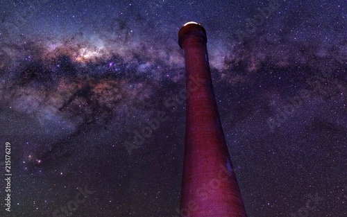 Aluminium Heelal Guilderton lighthouse