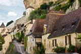 Beynac village in France