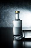 Glass Bottle - 215218657