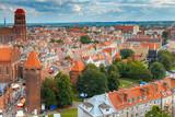 Gdansk. Old city.
