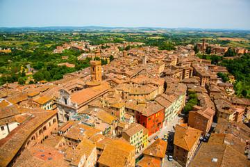 Siena, Italy. © piboon