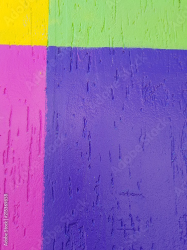 Colorful Wall Texture