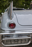 Rear detail of Cadillac Eldorado car
