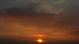 Timelapse of vibrant sunset - 215403228