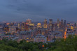 Canada Montreal night view