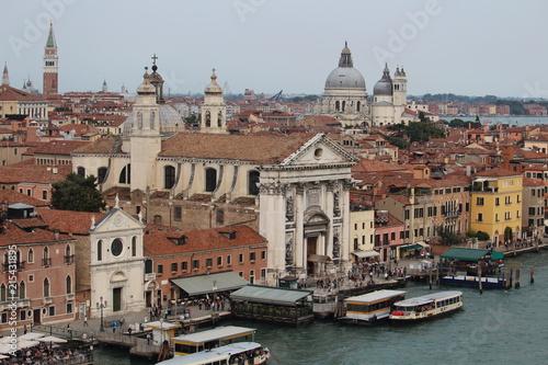Plexiglas Diepbruine Venezia