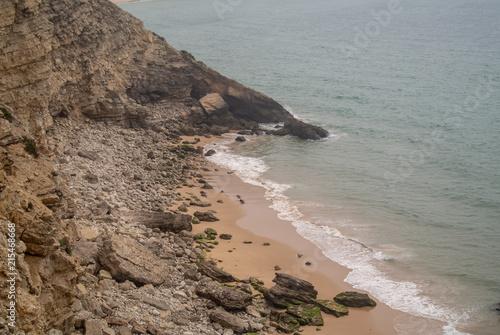 Foto Spatwand Zalm Portugal,Sagres