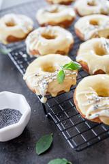 Lemon donuts © Kati Finell