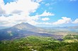 Scenery of Mount Batur Volcano and Lake Batur Near Kintamani in Central Bali, Indonesia - 215539237