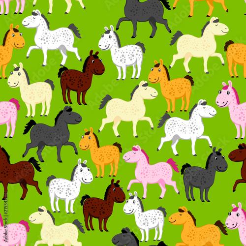 Pony pattern - 215542021