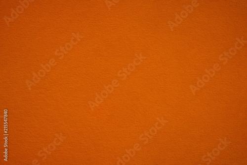Obraz na płótnie Dark orange paper texture and background