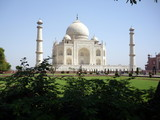 Taj Mahal - India - Seven Wonders of the World