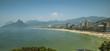Quadro Ipanema beach in Rio de Janeiro, Brazil