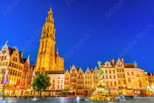 In de dag Antwerpen Antwerp, Belgium