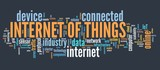 Internet of Things sign - 215632470