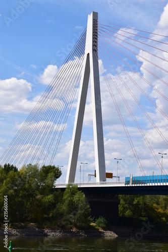 Canvas Rotterdam Raiffeisenbrücke, Neuwied am Rhein - Weißenthurm