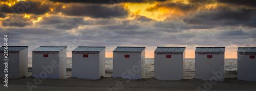 Nieuwpoort zonsondergang - 215661484