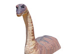 stone dinosaur figure