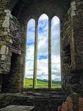Ancient Church Ruins in Ireland