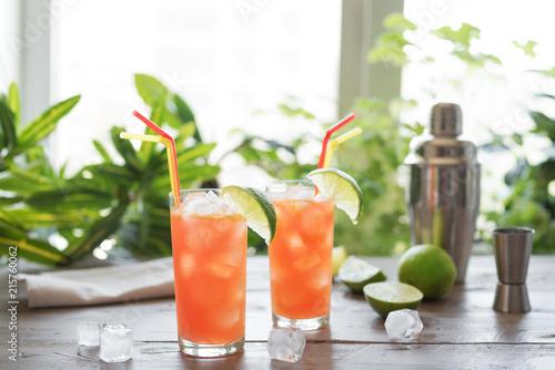 Leinwandbild Motiv Zombie Cocktail