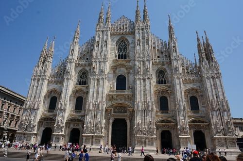 Foto Spatwand Milan Dom von Mailand