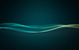 Abstract technology background - 215796247