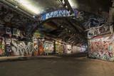 Banksky Tunnel in London - 215808241